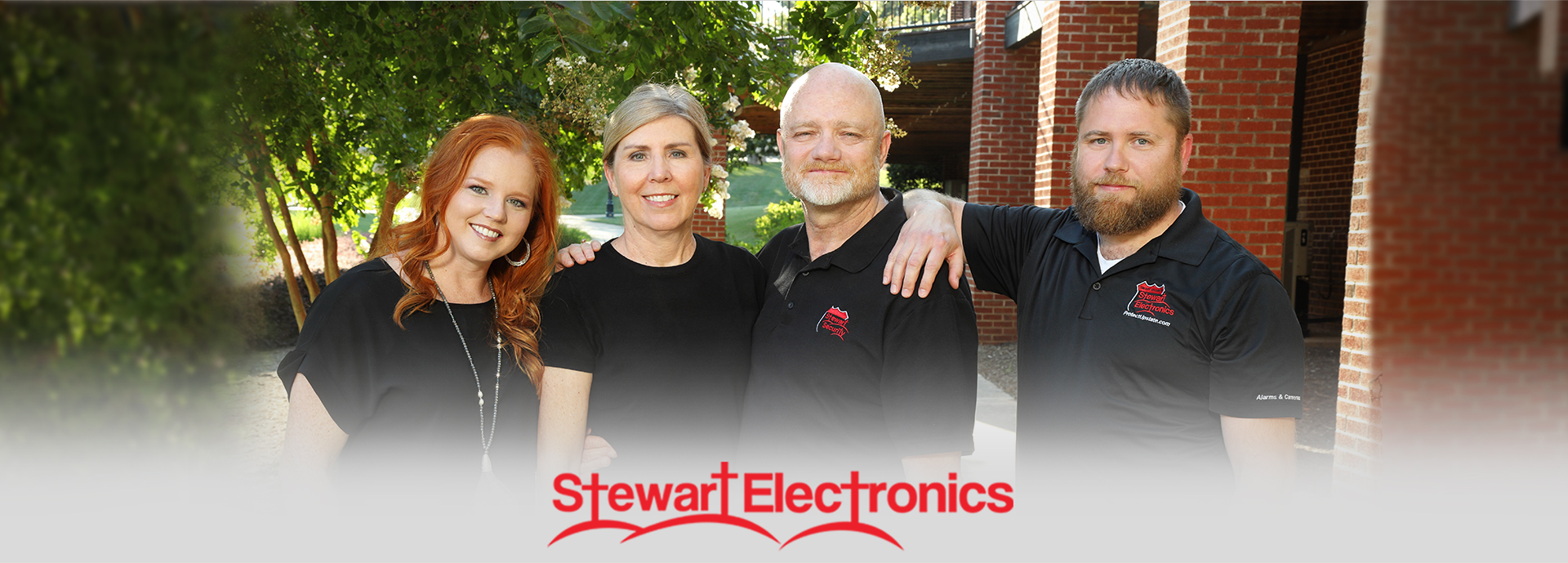 Stewart Family Picture